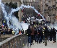 اشتباكات محدودة في باريس أثناء احتجاج على إصلاحات نظام المعاشات