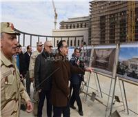 صور..رئيس الوزراء يتفقد مقر مجلس النواب والمركز الثقافي الإسلامي بالعاصمة الإدارية