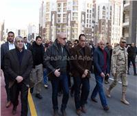 صور..رئيس الوزراء يتجول في أكبر مدينة عالمية للفنون والثقافة بالعاصمة الإدارية