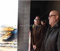 صور..رئيس الوزراء يصعد للدور الـ16 بالبرج الأيقوني في العاصمة الإدارية