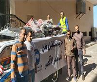 مستقبل وطن بالأقصر توزع 400 بطانية ضمن مبادرة «شتاء دافئ»