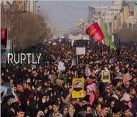بث مباشر| جنازة «قاسم السليماني» في مدينة مشهد الإيرانية