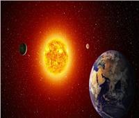 الشمس تقترب إلى أقصى حد لها من الأرض