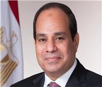 الرئيس السيسي يبعث ببرقية تهنئة إلى رئيس المجلس السيادي في السودان