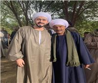 محمود الشرقاوي: دوري في «بنت القبائل» نقلة في حياتي الفنية