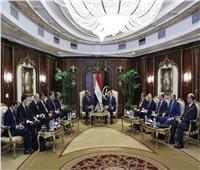 وزير الداخلية يستقبل نظيره الأردنيويستعرض أوجه التعاون