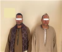 ضبط متهمين سرقا خط سولار في أسيوط