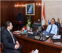 محافظ الإسكندرية يلتقي «شباب أهل التحدي» لدعم ذوي القدرات الخاصة
