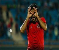 مروان محسن يسجل الهدف الثالث للأهلي في إف سي مصر