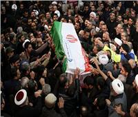 صور|الحشود بإيران تودع سليماني..وابنته تحذر أمريكا من «يوم أسود»