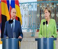 السبت..بوتين وميركل يناقشان الوضع في الشرق الأوسط بموسكو