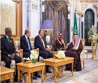 خادم الحرمين يبارك تأسيس مجلس الدول العربية والإفريقية المطلة على البحر الأحمر