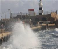 لليوم الثاني..غلق بوغاز مينائي الإسكندرية والدخيلة بسبب الطقس السيئ