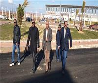 المجتمعات العمرانية: 75% متوسط نسبة إنجاز 5800 وحدة «إسكان اجتماعي»جارٍ تنفيذها بمدينة السادات
