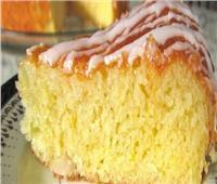 حلو اليوم  «كيكة الزبادي» بطريقة سهلة