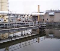 إنشاء محطة معالجة مياه الصرف الصحي بمدينة الزينية شمال الأقصر