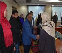 محافظ مطروح يوجه باستكمال المشروعات الخدمية بقرية سيدي شبيب
