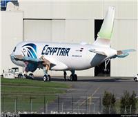 مصر للطيران تستلم أولى طائراتها من طراز A320neo..  أول فبراير