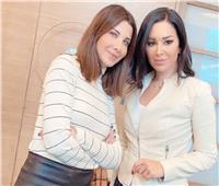 صور| أول ظهور لنانسي عجرم وزوجها بعد الإفراج عنه