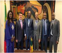 «الإيسيسكو» تبحث التعاون مع السنغال لحفظ وتسجيل المواقع التراثية
