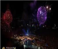 فيديو| توافد الحضور على حفل «الأفضل».. ورئيسا الفيفا والكاف في المقدمة