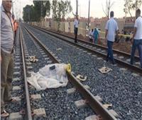 مصرع عامل أسفل عجلات قطار الإسكندرية أثناء عبوره المزلقان بدمنهور