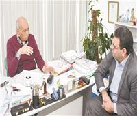حوار| د.محمد غنيم: البرادعي منظر يفتقد مقومات الزعامة.. وفرص عودة الإخوان «معدومة»
