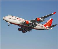 الهند تحظر على شركات الطيران التحليق فوق العراق وإيران وخليج عمان