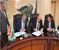 بروتوكول تعاون مع وزارة الاتصالات لتنفيذ مشروع التحول الرقمي بالفيوم