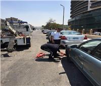 حملات مُكبرة لـ «أمن القاهرة» على قسمي مدينة نصر وحلوان