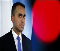 وصول وزير خارجية إيطاليا لحضور اجتماع حول ليبيا بالقاهرة