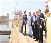 البدء في تطوير منطقتي «سخا وميت علوان» بكفر الشيخ