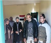إحالة رئيس قرية النصر بالبحر الأحمر وسكرتير القرية للتحقيق بسبب الإهمال والتقاعس