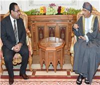 نائب رئيس الوزراء العماني يشيد بالعلاقات العمانية المصرية