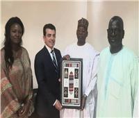 وزير التعليم في النيجر يشيد برؤية «الإيسيسكو» وتوجهاتها الجديدة