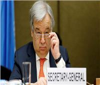 الأمين العام للأمم المتحدة يعلن استعداده للوساطة بين إيران وأمريكا