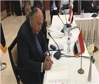 ننشر نص البيان الختامي لاجتماع القاهرة الخماسي حول ليبيا