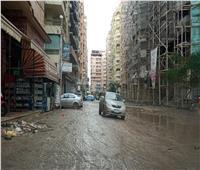 لليوم الثالث على التوالي.. هطول الأمطار وتوقف الصيد بكفر الشيخ