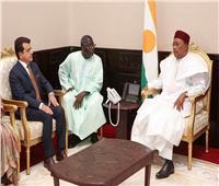 رئيس النيجر يشيد بدور الإيسيسكو في تقديم الحضارة الإسلامية للعالم