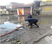موجة من الطقس السيء والأمطار الغزيرة تضرب مدن وقرى البحيرة