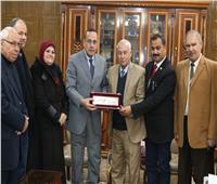 «شوشة» يؤكد على دعم العملية التعليمية في شمال سيناء