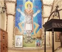 وزير السياحة و الآثار يزور الكنيسة المرقسية في الإسكندرية