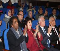 عبد الدايم: الإبداع احد وسائل التعبير عن مبادئ الوحدة الوطنية