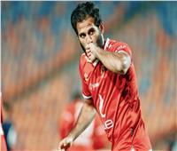 مروان محسن يسجل هدف التعادل للأهلي في بلاتينيوم