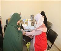 تزايد الإقبال على المبادرة الرئاسية لدعم صحة المرأة بشمال سيناء