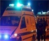 إصابة ١٠ عمال في انقلاب سيارة نصف نقل بالإسماعيلية