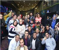خالد النبوي والطفلة ميرنا في ضيافة «الحكاية» مع عمرو أديب.. الليلة