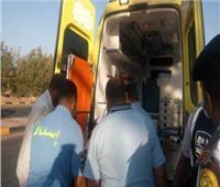 بالأسماء| مصرع عامل وإصابة 8 أخرين إثر انقلاب سيارة في البحيرة