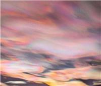 بعدسة «ناسا».. السماء لوحة فنية بألوان زاهية