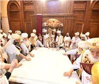 بعد تجديدها..البابا تواضروس يدشن كنيسة السيدة العذراء بجرجا